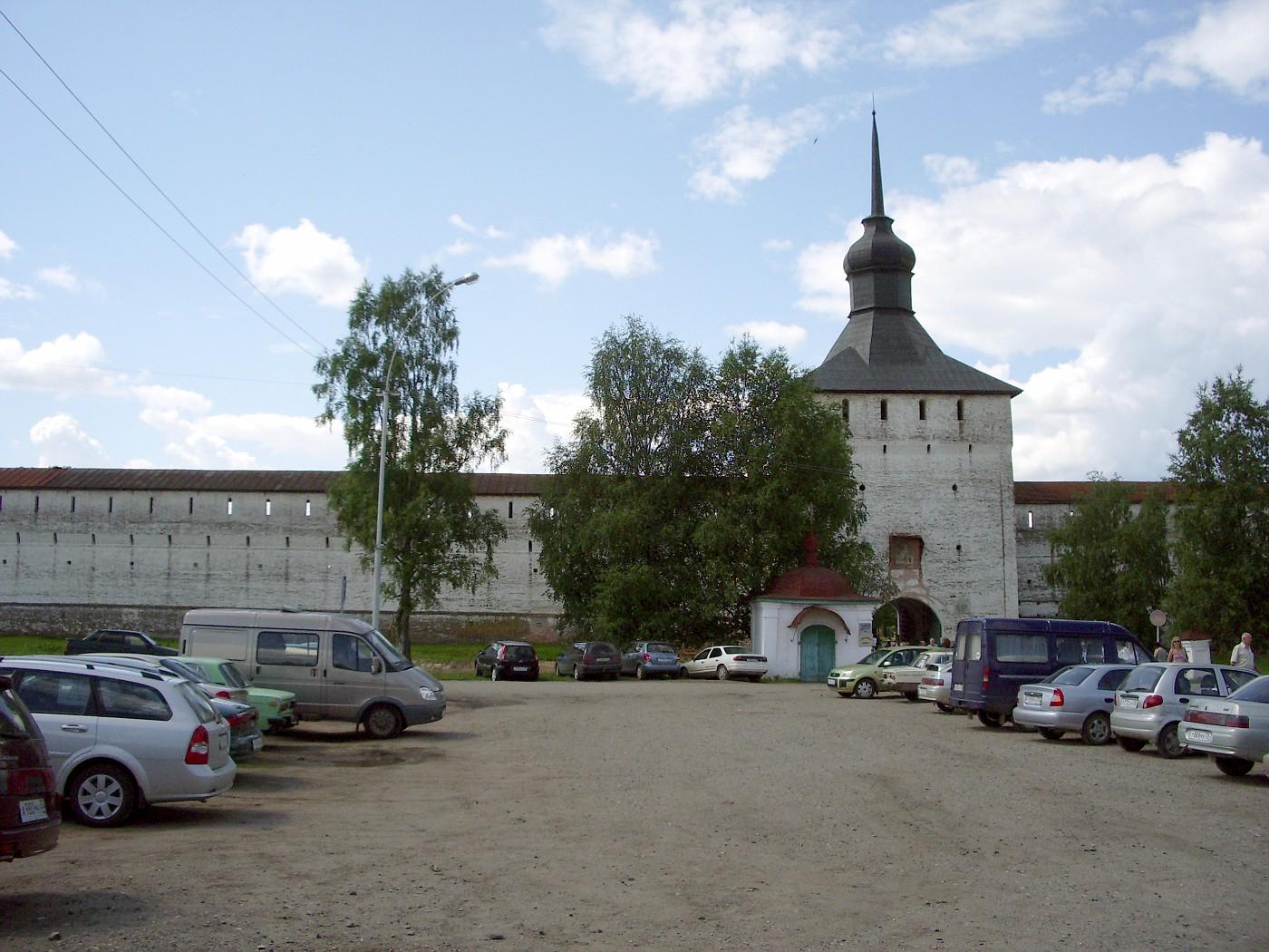 Kloster Kirillov