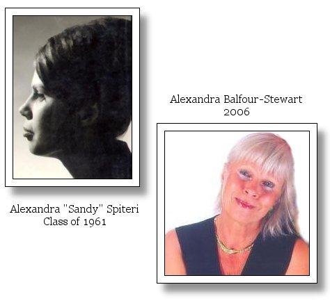 Alexandra Spiteri Class of 1961