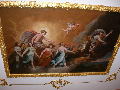 Hermitage, Saint Petersburg - Another ceiling painting