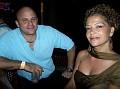 Businessman Reginald Issa and Sabine Wehder