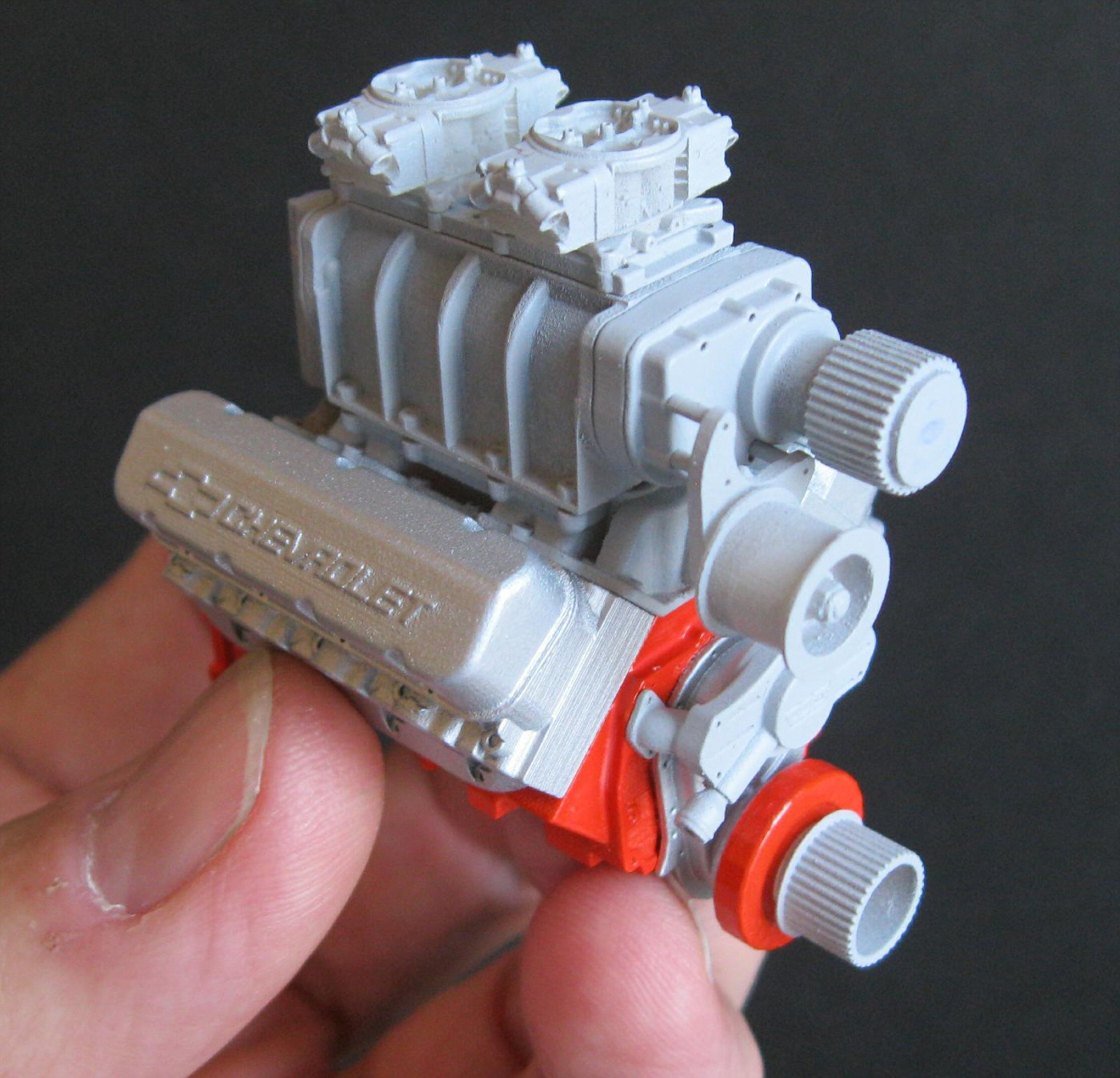 1/16 Chevy Engines