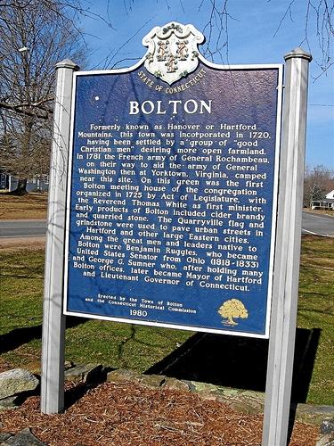 BOLTON - HISTORY