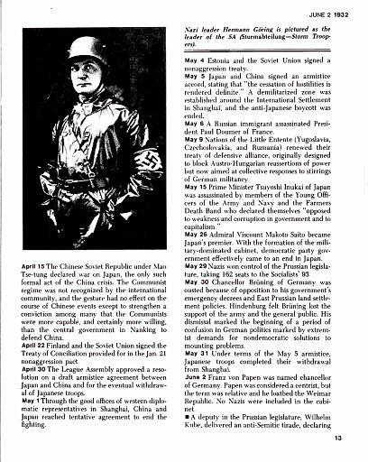 WORLD WAR II ALMANAC - PAGE 013