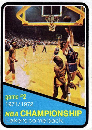 1972-73 Topps #155 (1)