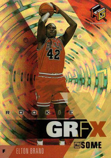 1999-00 HoloGrFx AU Some #61 AU (1)