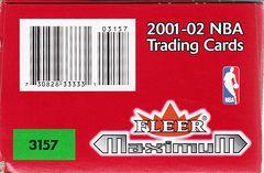 2001-02 Fleer Maximum blaster (4)