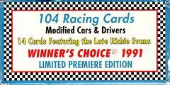 1991 Winner's Choice Modifieds (3)
