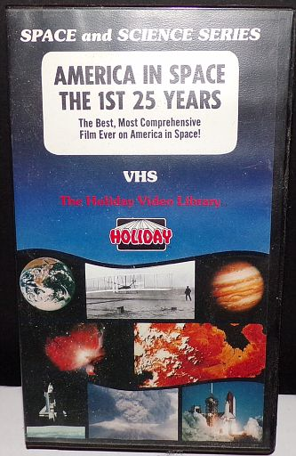 America in Space the First 25 Years