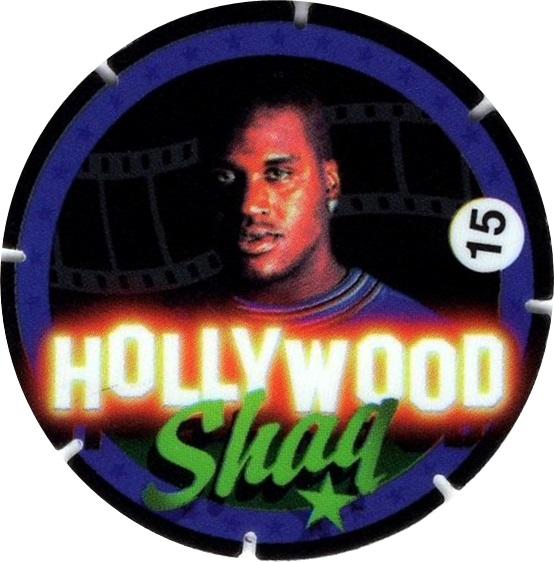 1997 Taco Bell Shaq #15 (1)