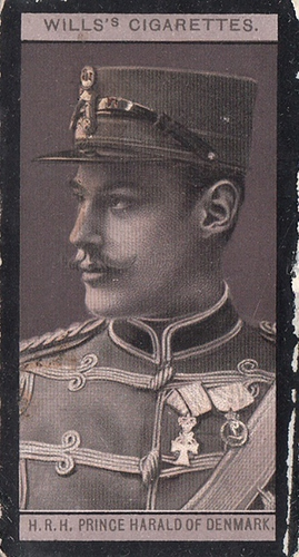1908 Wills European Royalty #078 (1)