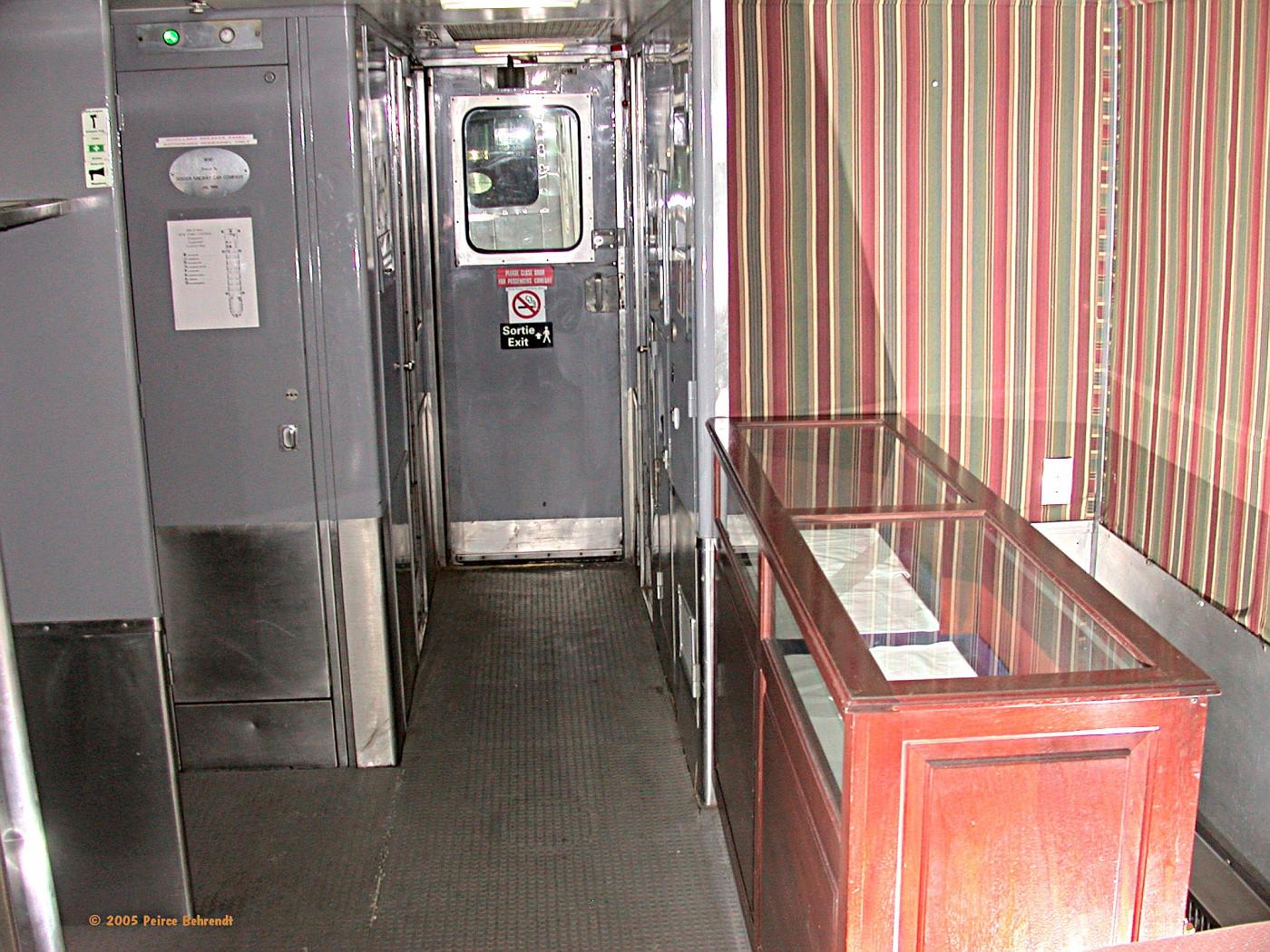 Parlor-observation interior 3