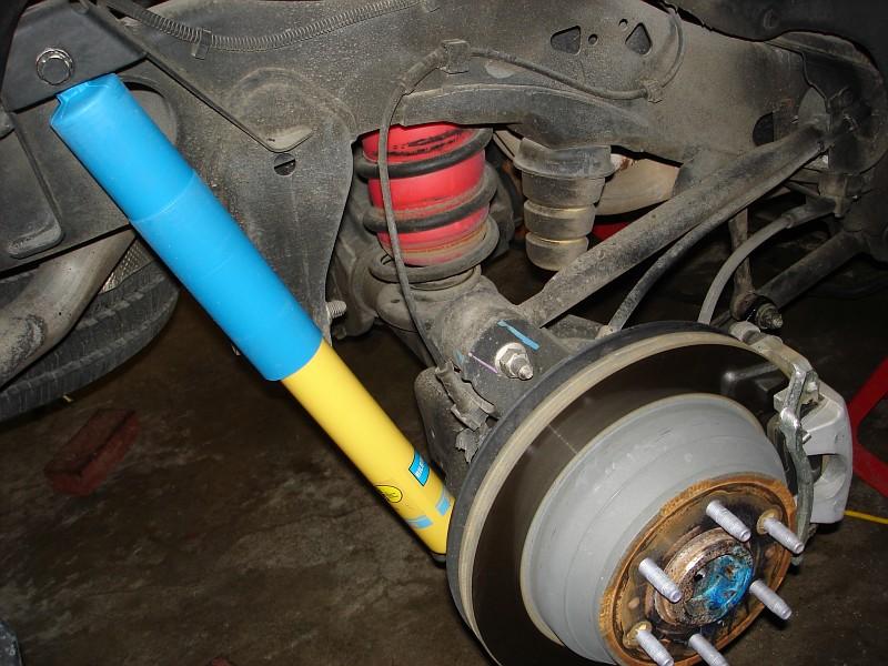 adjustable tubular panhard bar 2002 trailblazer front end diagram: 'helper  bags' for lowered suspension '