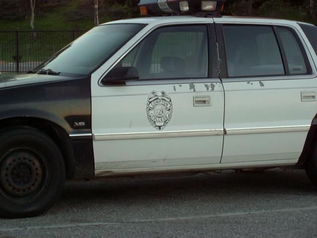 CA - Compton College Police
