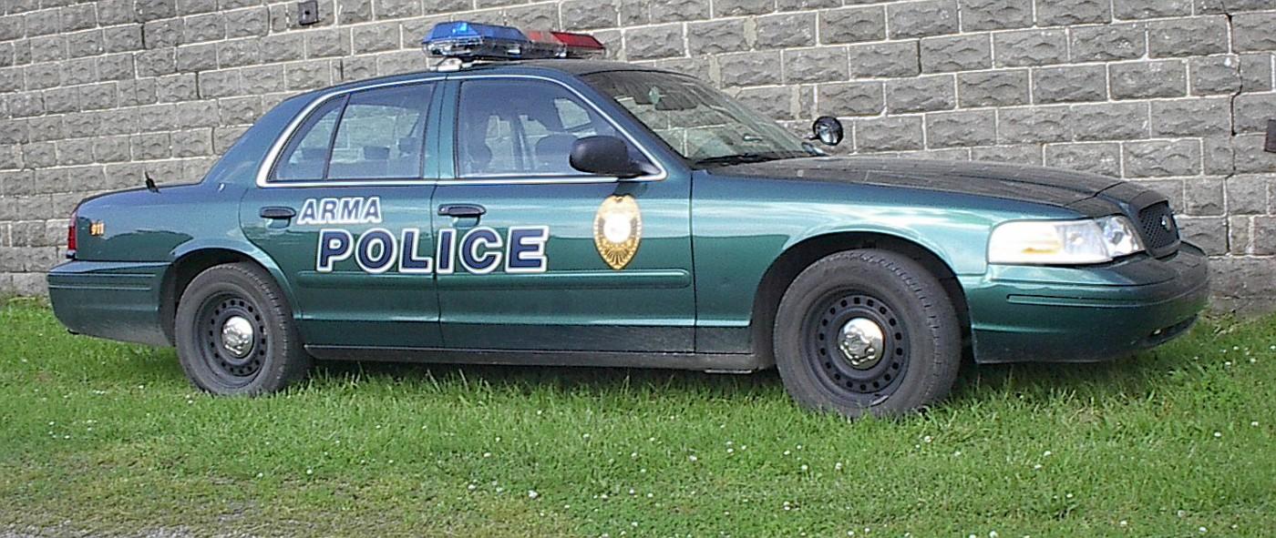 KS - Arma Police