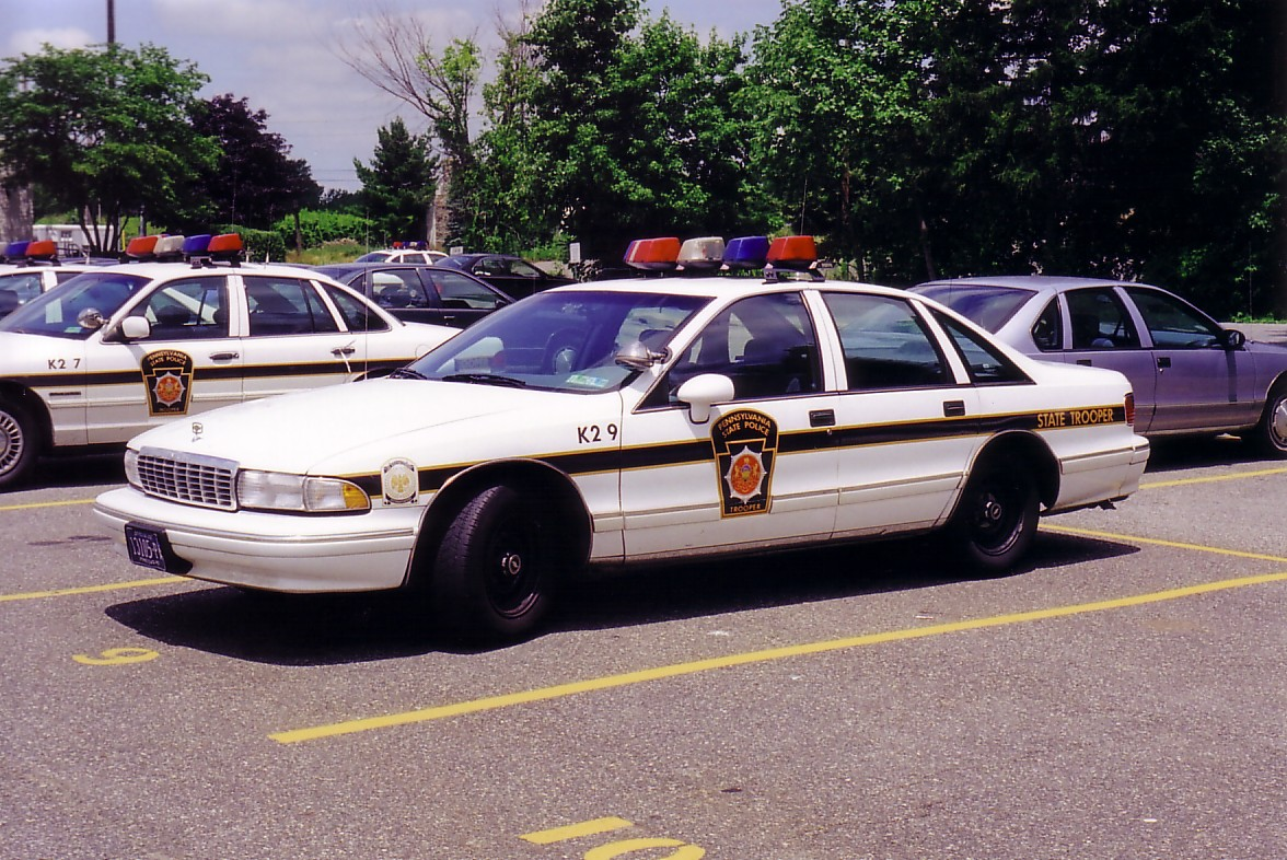 PA - Pennsylvania State Police