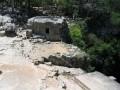 Ancient Mayan Ruins next to the Cenote of Chichen Itza, Yucatan Peninsula, Mexico.