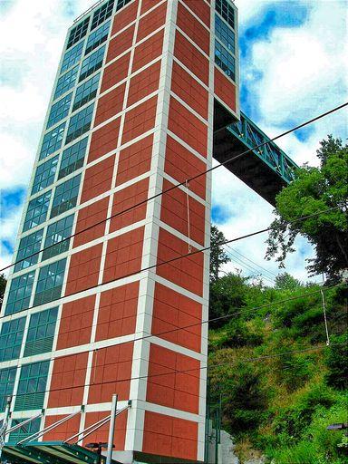 ELEVATOR TO JERSEY CITY
