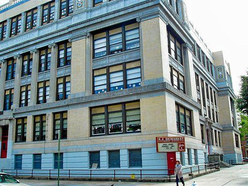 FORMER A J DEMAREST HIGH SCHOOL 02
