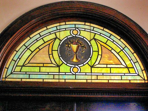 SAINT ANN'S CHURCH - STAINED GLASS - 53