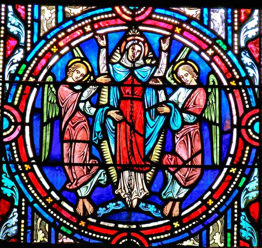 SAINTS PETER AND PAUL CHURCH - STAINED GLASS - 05