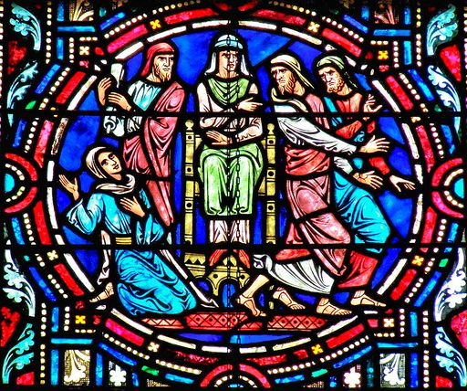 SAINTS PETER AND PAUL CHURCH - STAINED GLASS - 22