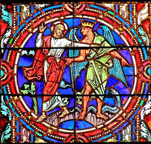 SAINTS PETER AND PAUL CHURCH - STAINED GLASS - 32