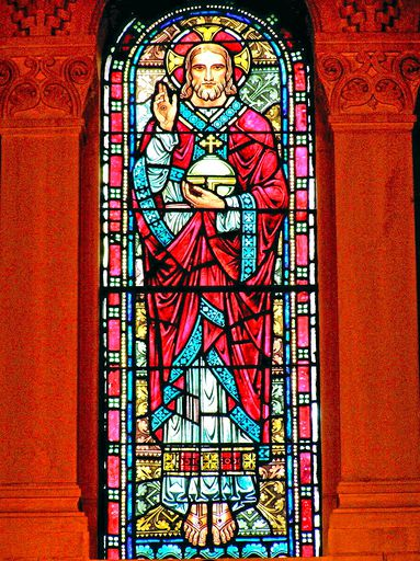 SAINTS PETER AND PAUL CHURCH - STAINED GLASS - 63