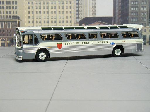Gray Coach Lines, Toronto,Canada # 2047