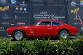 1956 Maserati A6 G2000 Zagato coupe owned by David and Ginny Sydorick award