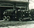 1937 Ford COE Brush Breaker fire truck Cape Code