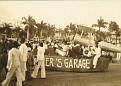 Un char au carnaval de 1934.