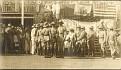Le Colonel Calixte remplace le General Vogel comme chef de la Garde. 1er Aout 1934.