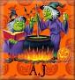 2 Green WitchA J