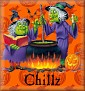 2 Green WitchChillz