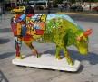 Cow parade Greece 2006 (16)