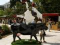Cow parade Greece 2006 (9)