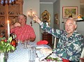 2009 12 24 04 Christmas Eve with Björn & Anita
