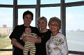 Cousin Joan, Storm, Great Great Aunt Mary & Grandma Marcy