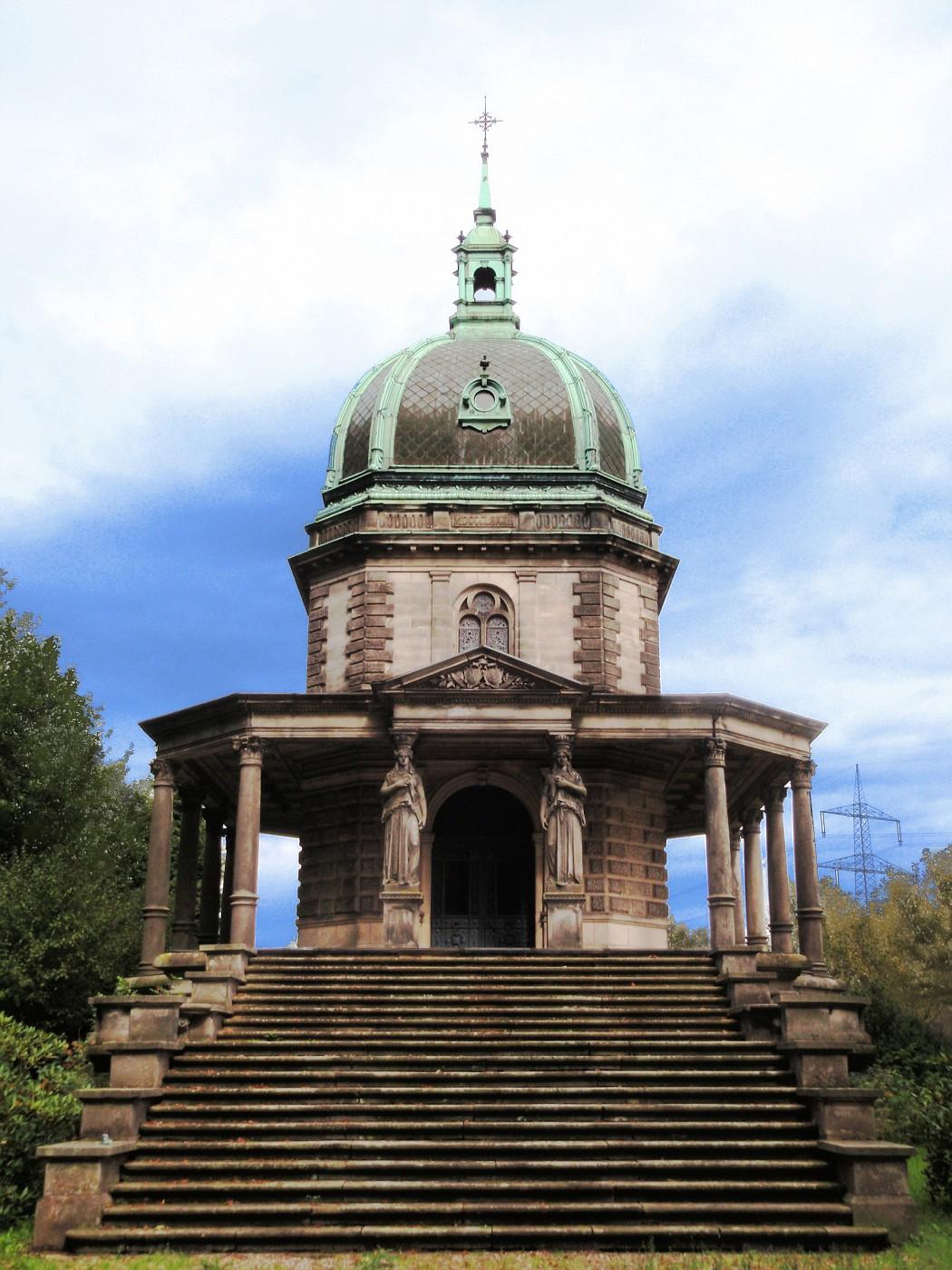 Mausoleum Schloss Hasperde