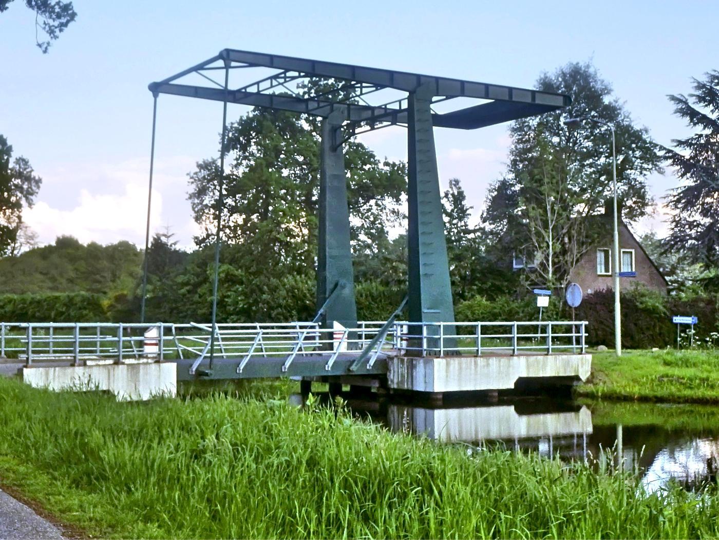 Brug Oranjekanaal