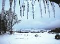 Manfred's Dorf im Schnee