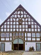Haus des Sauerländer Dorfes