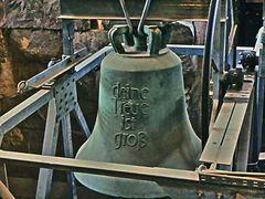 Glocke der Dreikönigskirche