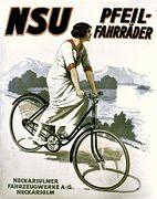 NSU Pfeil-Fahrräder