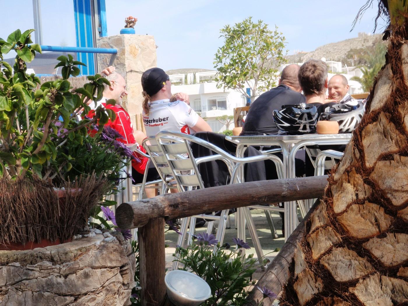Restaurante Playa Agua Amarga