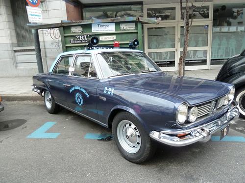 Argentina - Policia Federal 1970s