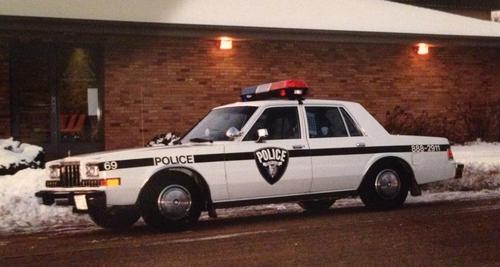 IL- South Elgin Police 1988 Diplomat