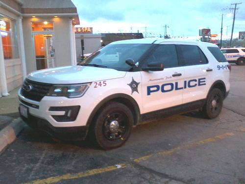 IL- Merrionette Park Police 2016 Ford Explorer