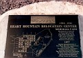 Heart Mountain Relocation Center Memorial