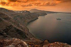 View from Imerovigli